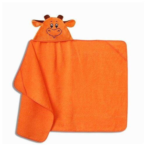 Полотенце-накидка махровое