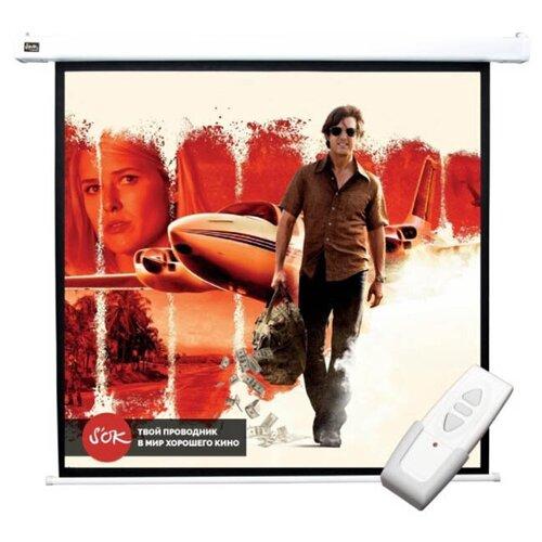 Фото - Экран Sakura Cinema S-OK 183x183cm 1:1 SCPSM-183x183 экран sakura cinema s ok 183x183cm 1 1 scpsm 183x183 gr