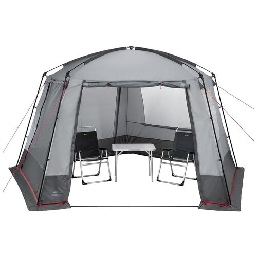 Шатер TREK PLANET Weekend Tent тент серый/темно-серый