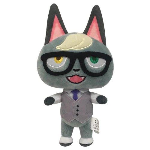 Мягкая игрушка кот Реймонд Animal Crossing Перекрёсток Животных 20см