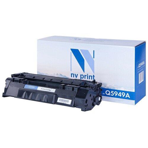 Фото - Картридж NV Print Q5949A для LJ 1160/1320/3390/3392 картридж nv print tk 1160