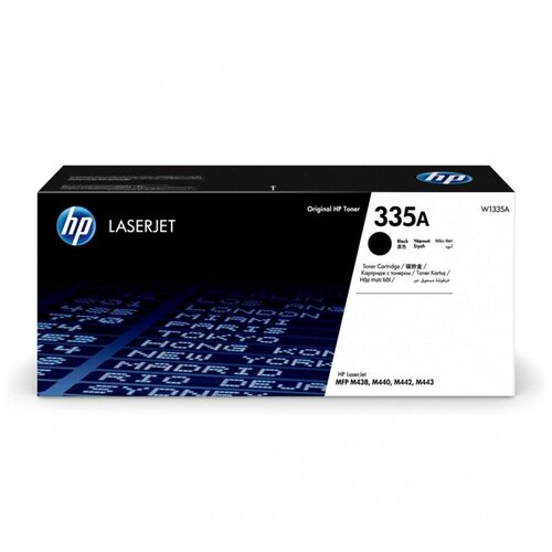 Картридж лазерный HP 335A W1335A чер. для LaserJet MFP M438n/M442dn/M443nda