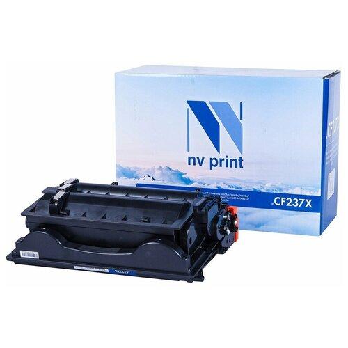 Фото - Картридж NV Print CF237X tiered mesh figure print tee