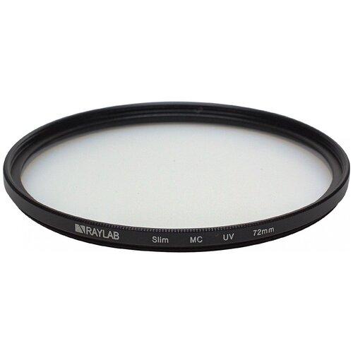 Фото - Фильтр защитный ультрафиолетовый RayLab UV Slim 72mm софтбокс raylab rpf sb1014 s silver
