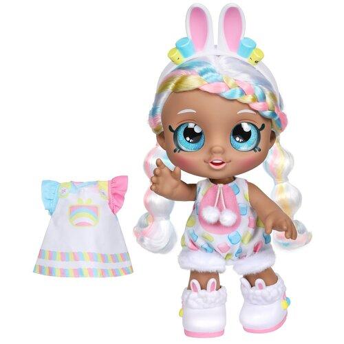 Кинди Кидс Игровой набор Кукла Марша Меллоу Зайчик с аксессуарами ТМ Kindi Kids