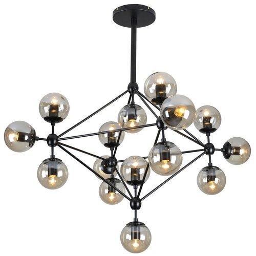 Люстра Lussole Loft Hartwell GRLSP-8165, E27, 150 Вт люстра lussole loft hartwell lsp 8166 e27 840 вт
