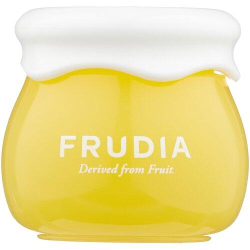 Frudia Citrus Brightening Cream Осветляющий крем для лица с экстрактом цедры мандарина, 10 г