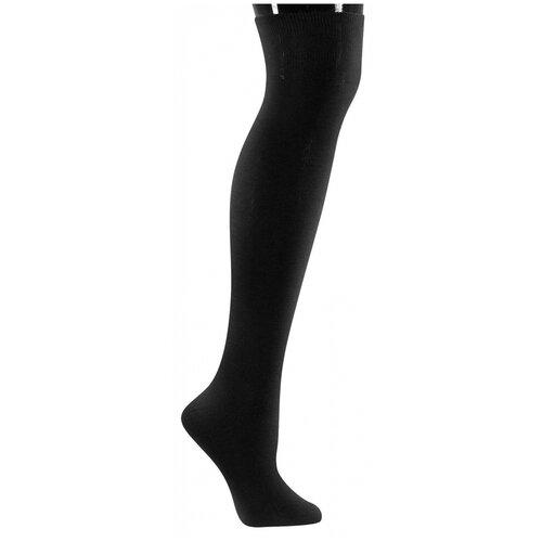 Носки женские Collonil Classic 891 черные 3638