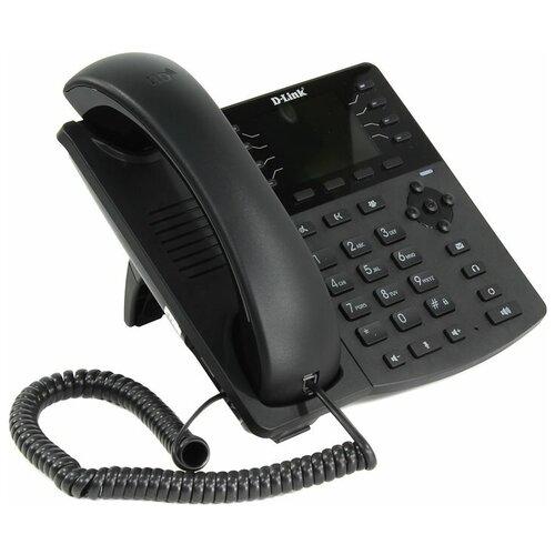 VoIP-телефон D-link DPH-150SE/F5A voip телефон d link dph 400se черный dph 400se f