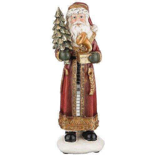 Фигурка дед мороз Lefard 8,5*7*22,5 см (79-143)