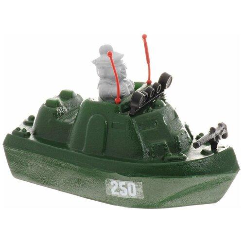 Купить Катер Форма Патриот с солдатиком (С-71-Ф), 13.5 см, Машинки и техника