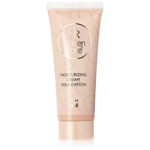Golden Rose Тональный крем Moisturizing Cream, 35 мл, оттенок: 08