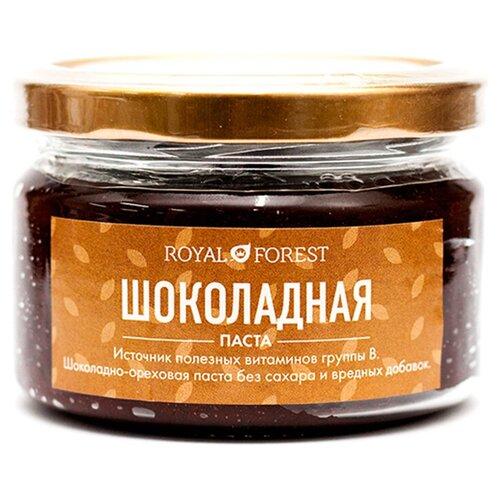 Фото - ROYAL FOREST Паста шоколадная, 200 г royal forest пекмез шелковицы жидкость 250 г