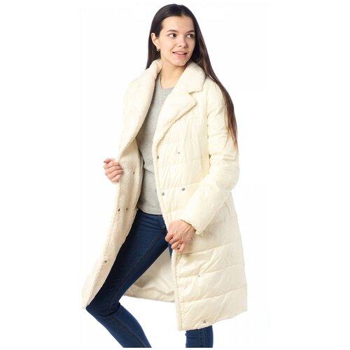 Куртка женская EVACANA 21402 (Бежевый 101/44)