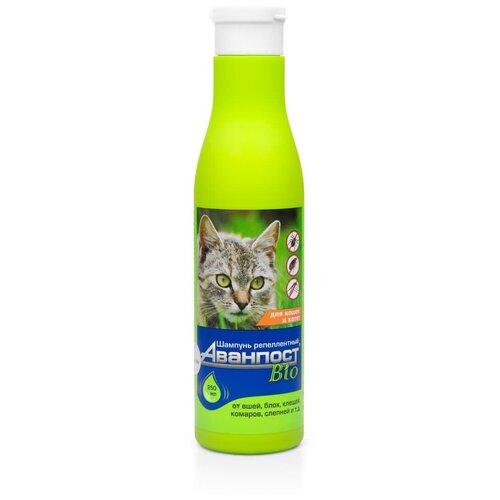 Фото - VEDA шампунь от блох и клещей Аванпост Bio репеллентный для кошек и котят veda шампунь от блох и клещей аванпост bio репеллентный для кошек и котят
