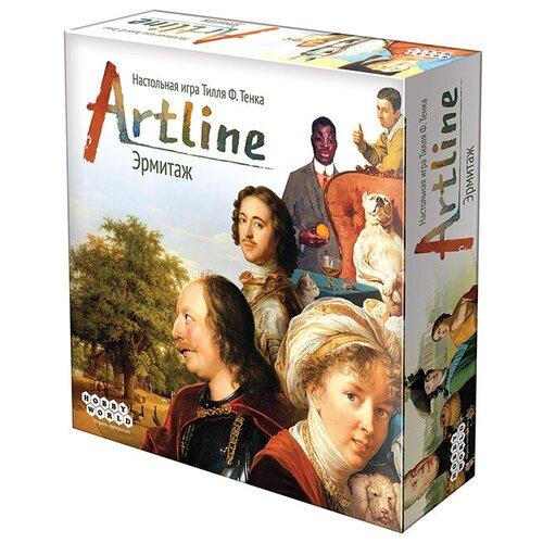 Настольная игра HOBBY WORLD Artline: Эрмитаж