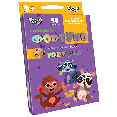 Настольная игра Danko Toys ФортУно