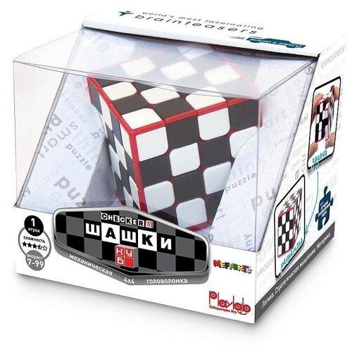 Купить Головоломка Meffert's Шашки-куб (M5817) белый/черный/красный, Головоломки