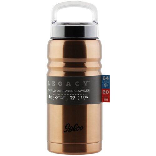 Классический термос Igloo Legacy 36, 1 л cooper