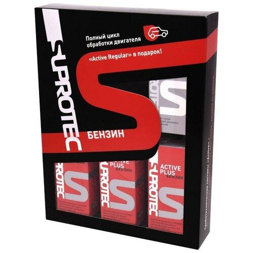 Фото - Suprotec Active Plus Бензин (подарочный набор) 0.37 л suprotec mototec 2 0 1 л