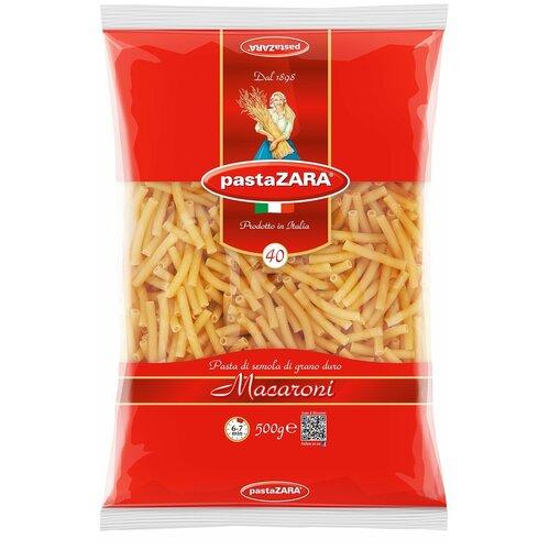 Pasta Zara Макароны 040 Macaroni, 500 г недорого