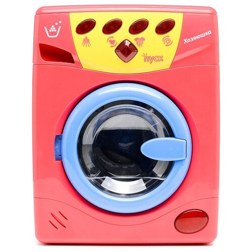 Стиральная машина Play Smart Хозяюшка 2235 красный/желтый/голубой