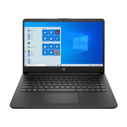 "Ноутбук HP 14s-dq0044ur (Intel Pentium N5030/14""/1920x1080/4GB/256GB SSD/Intel UHD Graphics 605/Windows 10 Home) 3B3L5EA черный"