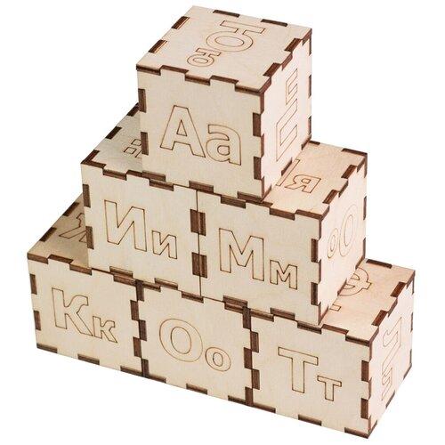 Кубики PAREMO Алфавит PE720-38