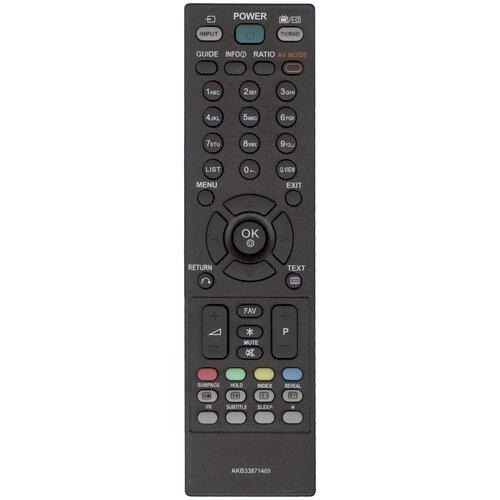Фото - Пульт Huayu AKB33871409 для телевизора LG пульт huayu для lg akb73275502