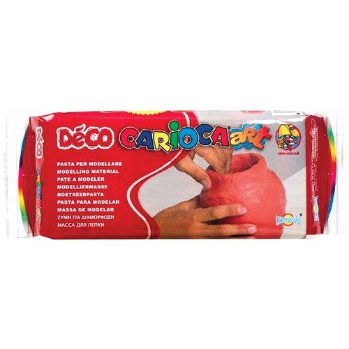 Купить Масса для лепки Carioca Deco терракотовая 500 г (30996/21), Пластилин и масса для лепки