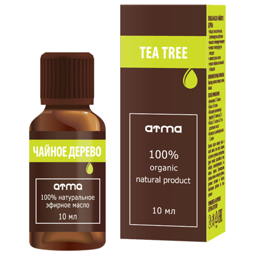 Эфирное масло ATMA Чайного Дерева 10мл