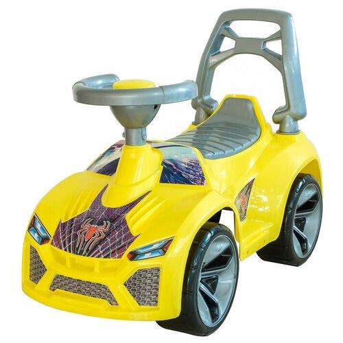 Купить Каталка-толокар Orion Toys Ламбо (021) желтый, Каталки и качалки