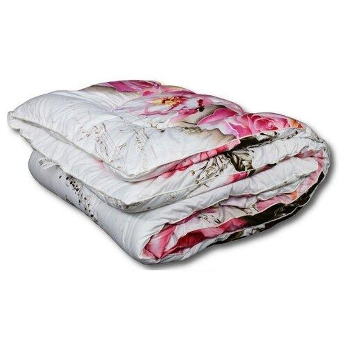Фото - Одеяло АльВиТек Холфит-Традиция, теплое, 140 х 205 см (белый/розовый) одеяло альвитек эвкалипт традиция легкое 140 х 205 см голубой
