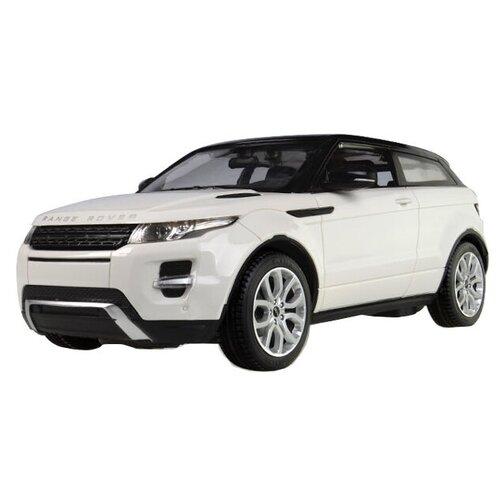 Фото - Легковой автомобиль Rastar Land Rover Range Rover Evoque (47900) 1:14 35 см белый/черный легковой автомобиль rastar land rover range rover sport 30300 1 24 21 см красный