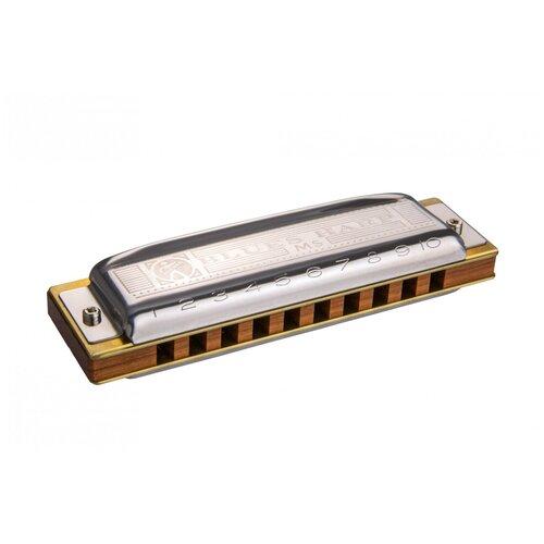 Фото - Губная гармошка Hohner Blues Harp 532/20 MS (M533076X) F#, бежевый/серебристый губная гармошка hohner blues harp 532 20 ms m533096x ab бежевый