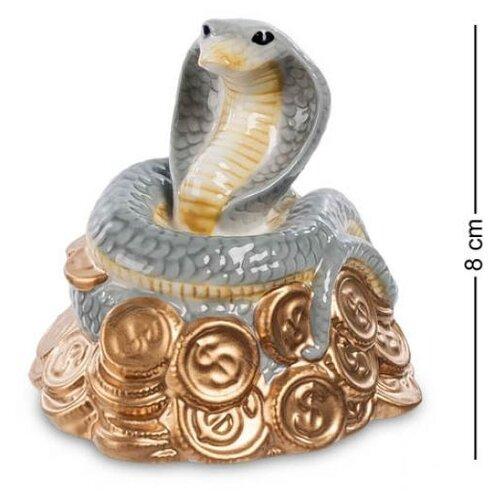 Фигурка Змея - к богатству мал. CMS-37/10, Pavone