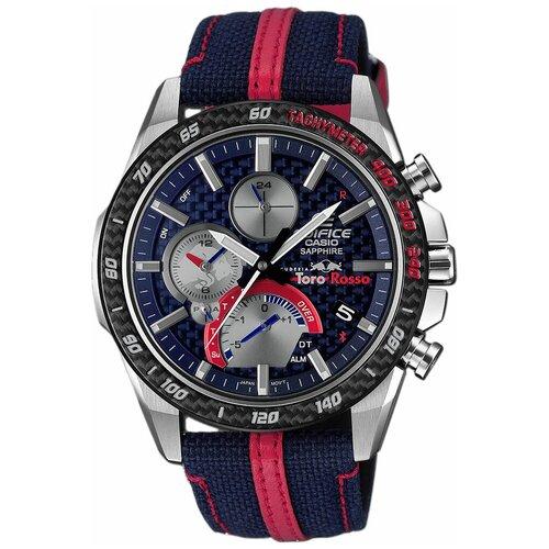 Наручные часы CASIO Edifice Edifice EQB-1000TR-2AER наручные часы casio edifice edifice eqb 1000hr 1a