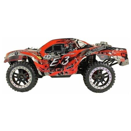 Купить Внедорожник Remo Hobby EX3 Upgrade 1:10 47.5 см красный, Радиоуправляемые игрушки