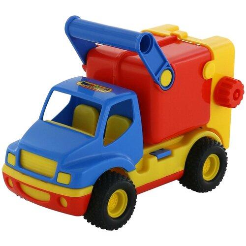 Фургон Wader КонсТрак коммунальный (8916), 28.5 см фургон wader спасательная команда 0537 24 см