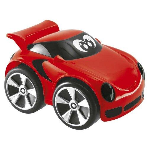 Купить Машинка Chicco Turbo Touch Redy (00009359000000), 9 см, красный, Машинки и техника