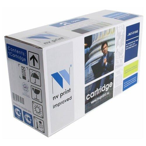 Фото - Картридж NV Print MLT-D104S для Samsung, совместимый nv print nv mlt d203u для samsung proxpress m4020nd m4070fr 15000k