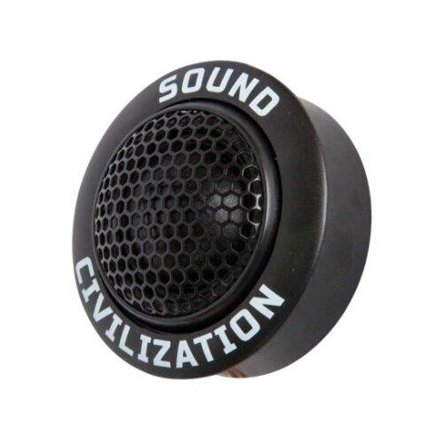 Акустика KICX SOUND CIVILIZATION T26 твитеры