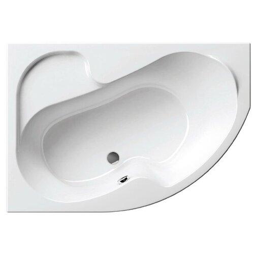 Ванна RAVAK Rosa I 160x105 без гидромассажа акрил угловая левосторонняя ванна ravak asymmetric 150x100 без гидромассажа акрил угловая левосторонняя