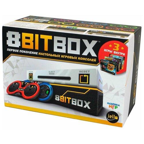 Набор настольных игр Фабрика игр 8 Bit Box