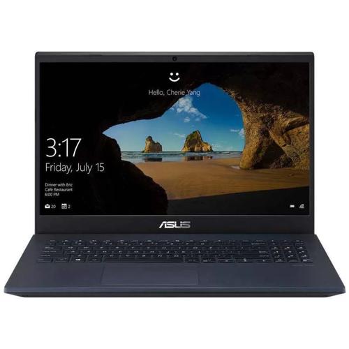 Фото - Ноутбук ASUS X571LI-BQ155T (Intel Core i5 10300H 2500MHz/15.6/1920x1080/8GB/512GB SSD/NVIDIA GeForce GTX 1650 Ti 4GB/Windows 10 Home) 90NB0QI1-M02480, star black ноутбук acer predator helios 300 ph315 53 15 6 1920x1080 15 6 1920x1080 50ql intel core i5 10300h 2500mhz 15 6 1920x1080 8gb 512gb ssd nvidia geforce gtx 1650 ti 4gb windows 10 home nh q7wer 005 черный