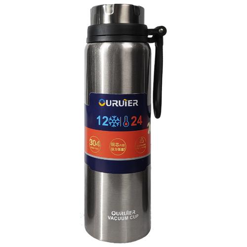 Классический термос Campinger 2392-B-016, 1 л серебристый