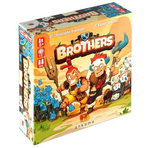 Настольная игра Фабрика игр Братья