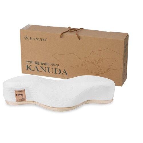 Подушка ортопедическая KANUDA Gold Label Lento, Корея