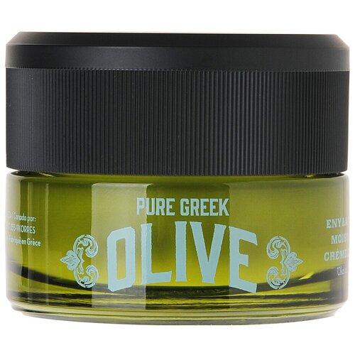 KORRES Pure Greek Olive Moisturising Day Cream Дневной крем для лица, 40 мл недорого