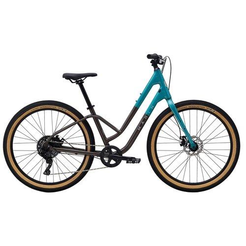 Городской велосипед MARIN Stinson 2 ST 27,5 (2021)(19 / серо-синий/19) marin